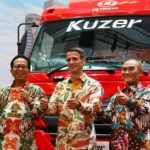 UD Trucks Merilis World Premiere Kuzer di Indonesia