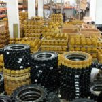 Yongsheng Machinery, Pabrikan Parts Undercarriage dan Bucket Asal Tiongkok Siap Memasuki Indonesia